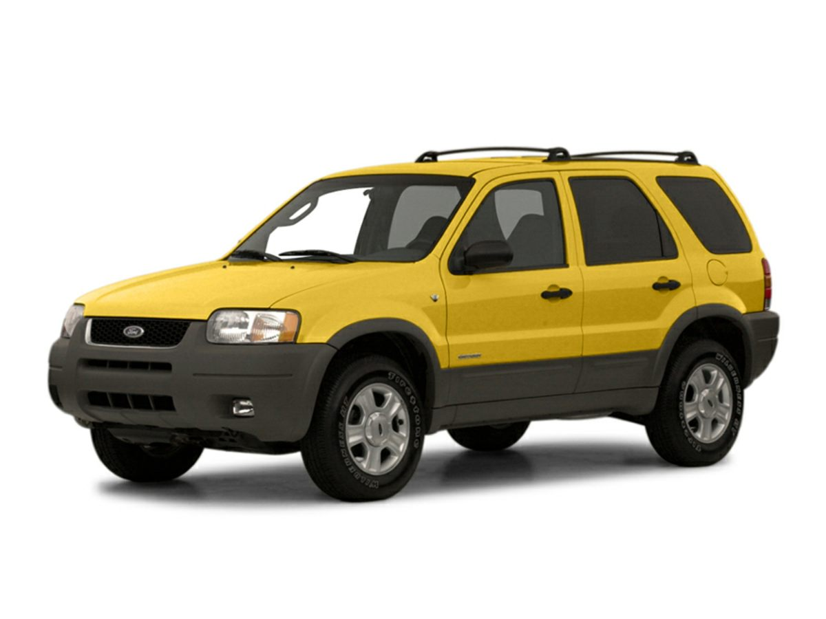 Pre owned 2001 ford escape xlt